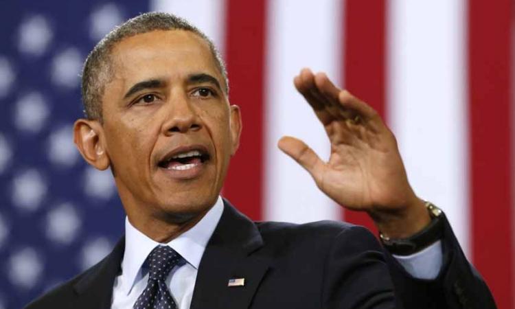 بالفيديو.. أوباما:  سنرفع قدرات ليبيا الدفاعية