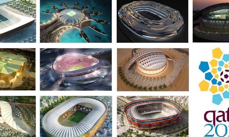 قطر تستعين سراً بخبير رياضى بريطانى لإنقاذ مونديال 2022