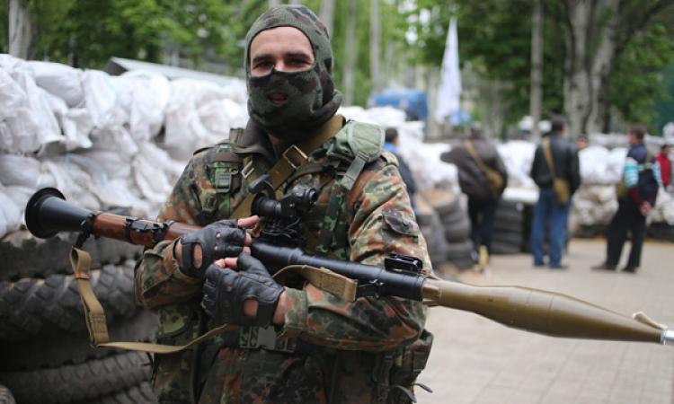 استمرار المعارك فى شرق أوكرانيا