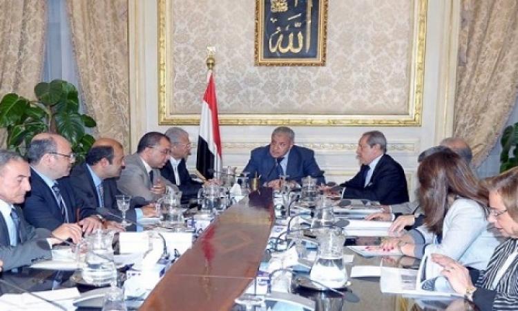 مجلس الوزراء يبحث الملفات السياسية والاقتصادية والأمنية والاستعداد لاستقبال رمضان