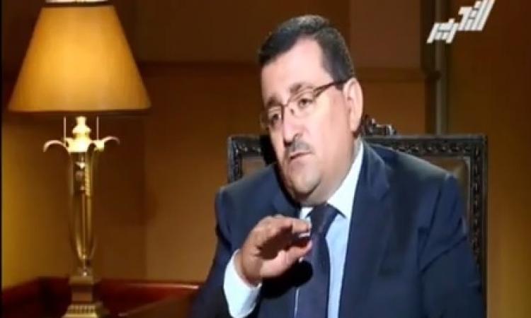 بالفيديو .. أسامة هيكل : طنطاوي كان يُخوٍّن البرادعي