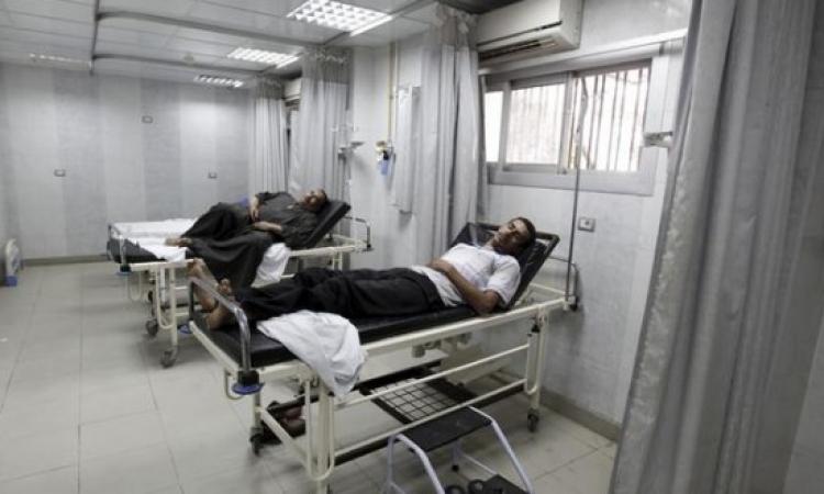 إصابة أكثر من 100 شخص بالتسمم في أسيوط بسبب وجبة إفطار ملوثة