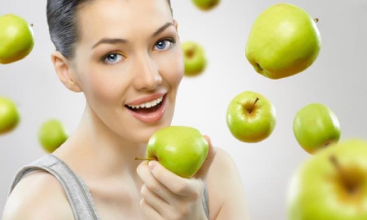 التفاح يجعل المرأة تمارس الجنس بشكل أفضل
