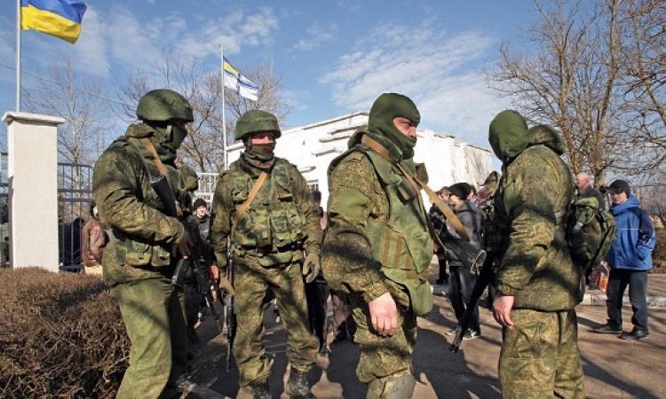 معارك عنيفة بين القوات الأوكرانية والانفصاليين