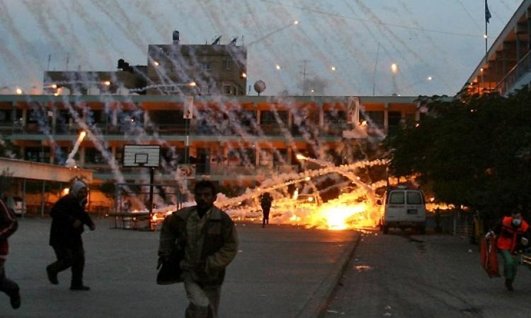 ارتفاع حصيلة ضحايا غزة إلى 510 شهيدا و3150 جريحًا