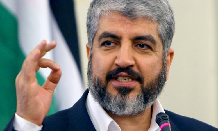 مشعل يعترف بقتل عناصر من حماس للمستوطنين ال 3 دون علم قيادة الحركة