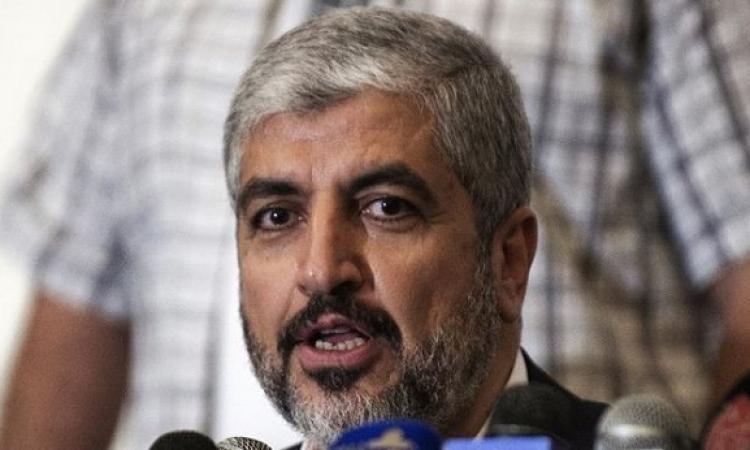 حماس: لا صحة لطرد خالد مشعل من قطر