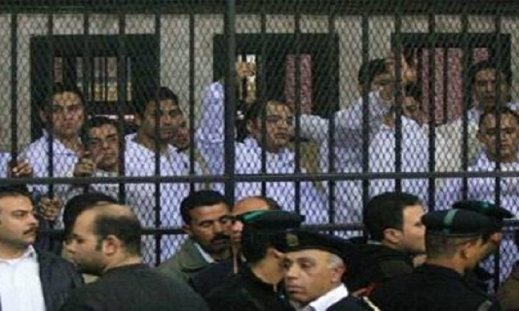 الجنايات تستأنف محاكمة 26 متهمًا بقضية خلية مدينة نصر