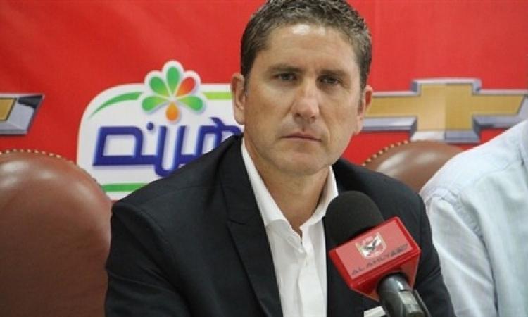 جاريدو: الفوز على الشرطة أعاد الثقة للاعبين قبل مواجهة الدراويش