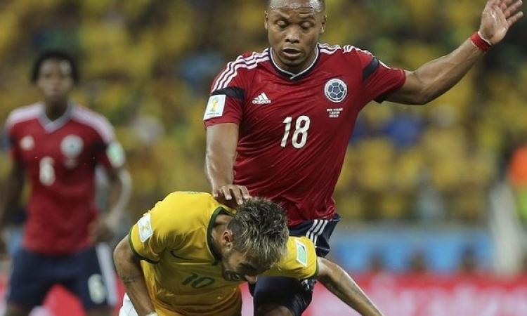 الفيفا يرفض معاقبة الكولومبي زونيجا