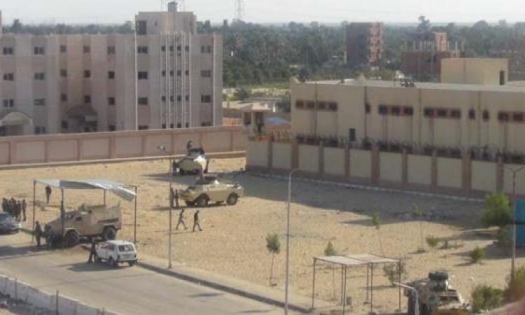 حبس مأمور سجن المستقبل بالإسماعيلية و3 ضباط و10 أفراد 15 يومًا لهروب سجناء