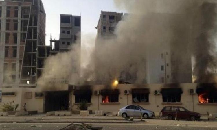 مسؤول أمريكي: الإمارات قصفت ميليشيات إسلامية في ليبيا