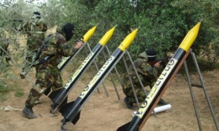 كتائب القسام تقصف عسقلان وتل أبيب ب 14 صاروخا