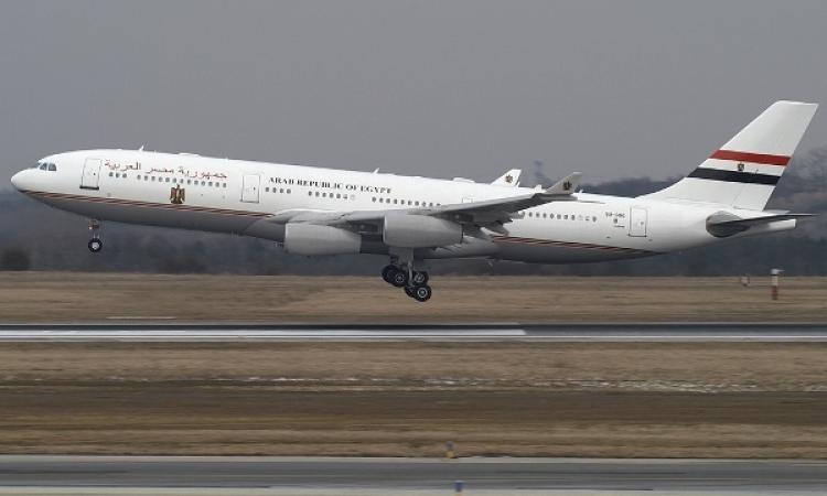 مصدر جزائري : أبلغنا مصر بمخطط إرهابي كان يستهدف إسقاط طائرة السيسي