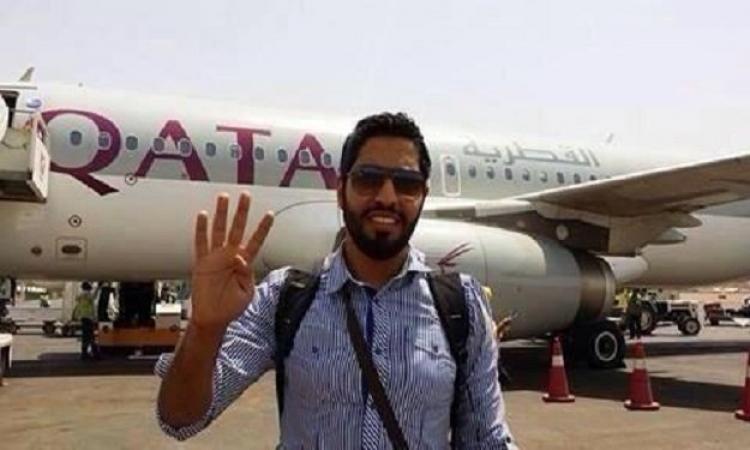 عبد الرحمن عز ينجح في الهروب إلى قطر