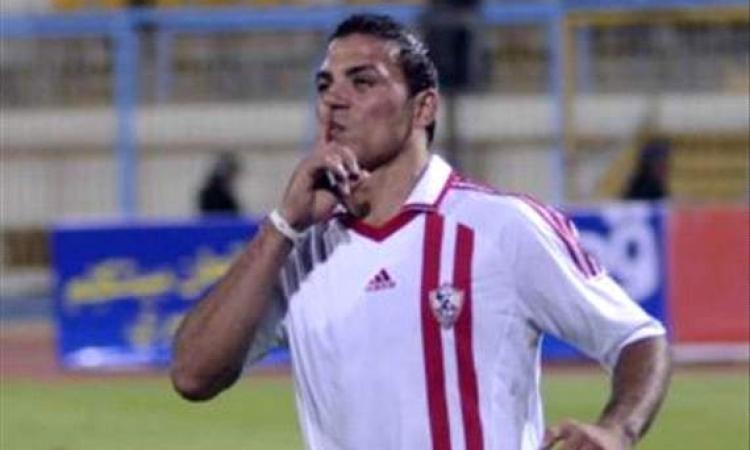 """عمرو زكي على """"العهد"""" اللبناني"""