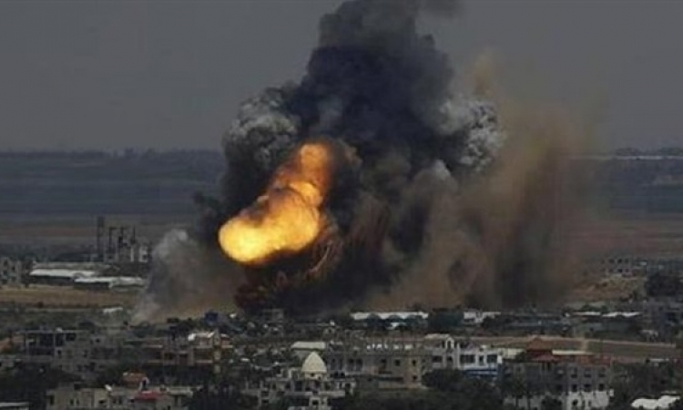 ارتفاع حصيلة الهجوم الاسرائيلي على غزة إلى 170 شهيدا و 1100 جريح