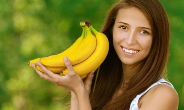 قناع الموز والعسل لنضارة البشرة