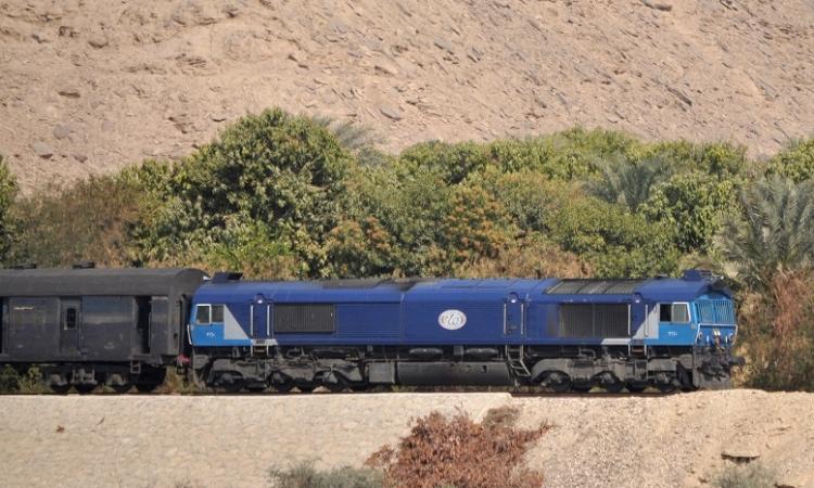 عودة حركة القطارات إلى طبيعتها على خط الصعيد