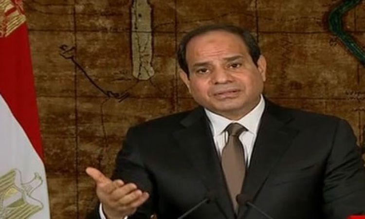 السيسى : ٢٥ يناير و٣٠ يونيو استكمال لثورة ٢٣ يوليو .. ولا أحد يزايد على موقف مصر من فلسطين