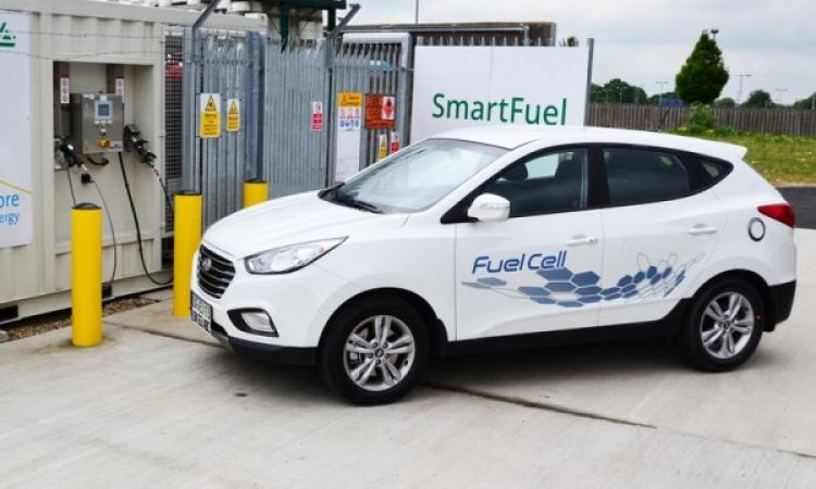 إقامة أول محطة لتزويد السيارات بالهيدروجين في اليابان