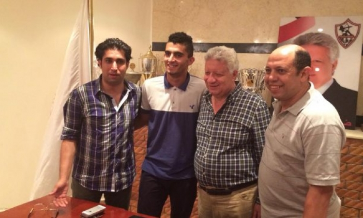 مرتضى منصور يعلن تعاقد الزمالك مع 14 لاعباً للموسم الجديد