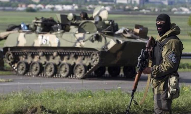 أوكرانيا تؤكد تعرضها للقصف من قبل قوات الجيش الروسي