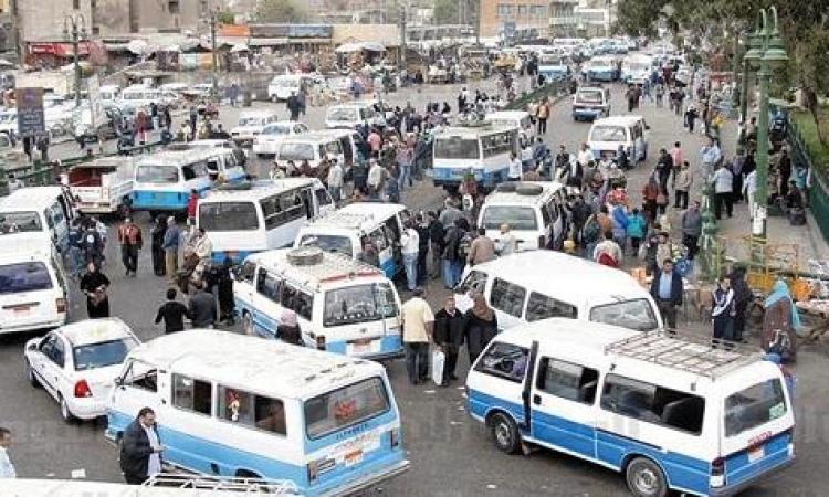 ٥٠٠ جنيه غرامة للسائقين بالجيزة حال رفع تعريفة الأجرة أكثر من 10%