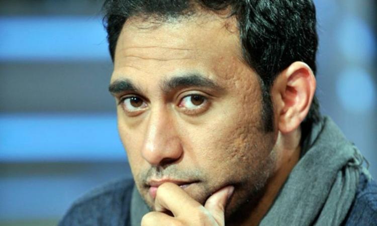 """عمرو مصطفي ينعي والدة ايهاب توفيق علي صفحته""""الفيس بوك"""""""