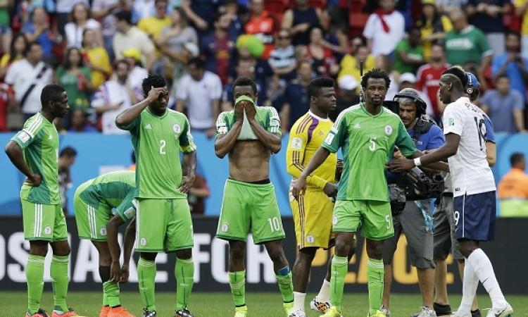 فيفا يحرم نيجيريا من اللعب دوليا بسبب التدخل الحكومي