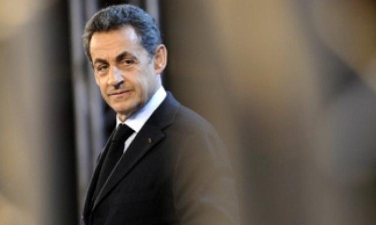 توقيف ساركوزى للتحقيق معه فى قضية استغلال نفوذ
