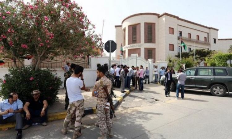 هولندا تغلق سفارتها في ليبيا