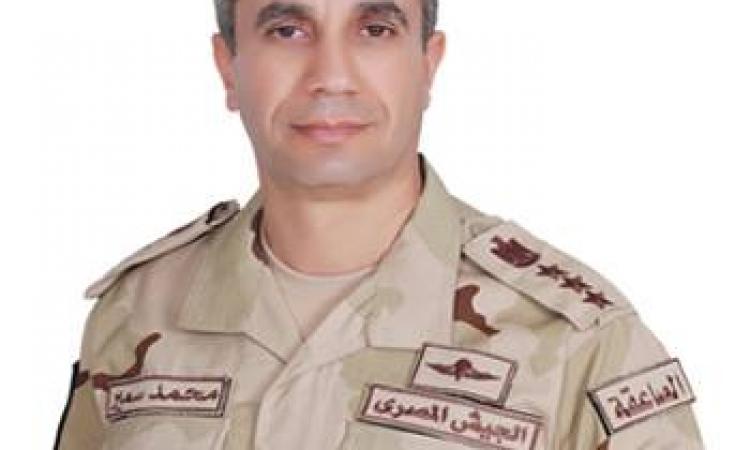 المتحدث العسكري .. مقتل مجند وإصابة 3 في هجوم إرهابي على كمين بمدخل القاهرة