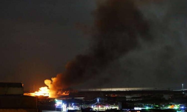 القسام تقصف تل أبيب بعشرة صواريخ