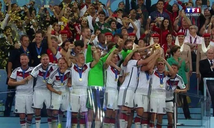 بالفيديو.. ألمانيا بطلا لـكأس العالم للمرة الرابعه في تاريخها علي حساب الأرجنتين