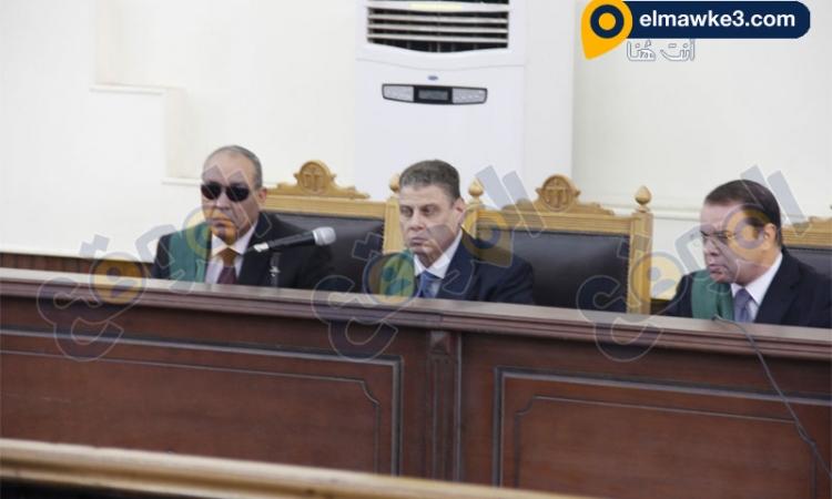 تأجيل محاكمة محمد الظواهرى و67 آخرين لجلسة 3 أغسطس