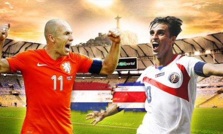 بث مباشر … هولندا وكوستاريكا في دور الـ 16 من كأس العالم