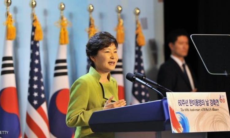 رئيسة كوريا الجنوبية تدعو السيسي لزيارة بلادها
