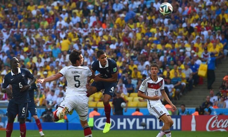 ألمانيا تهزم فرنسا بهدف دون رد