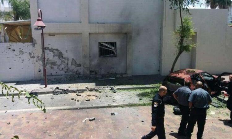 كتائب القسام تقصف أشدود ردا على مجزرة الاحتلال بحق الأطفال غرب غزة