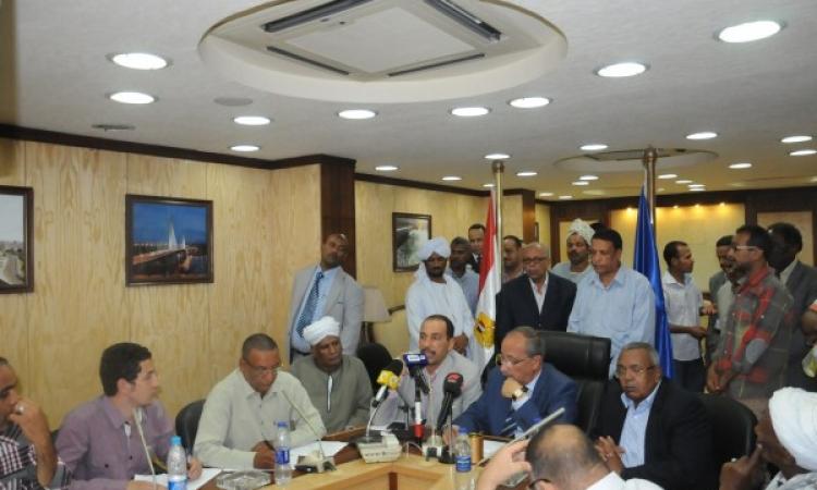 الهلايل والدابودية بأسوان: نطالب بالافراج عن المعتقلين بالأحداث