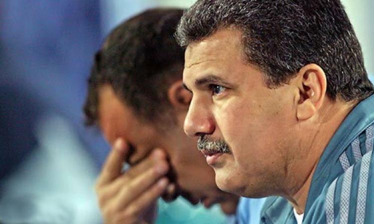 محمد رضوان يرأس بعثة المقاولون العرب فى معسكر البرتغال