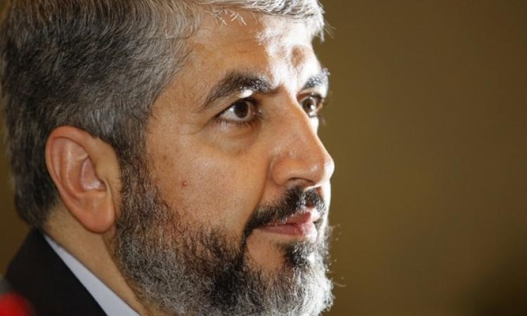 أنباء عن وصول خالد مشعل سرا إلى تركيا