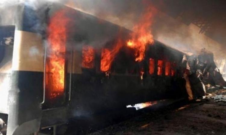 الداخلية تضبط المتهم المسئول عن إعداد الدوائر الكهربائية المستخدمة فى تفجيرات قطار أبى قير
