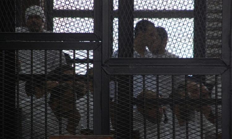 النيابة العامة بالسويس تقرر تجديد حبس 8 من أعضاء الإخوان لمدة 15 يوما