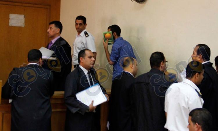 بالفيديو .. محاكمة المتهمين بقضية تحرش التحرير