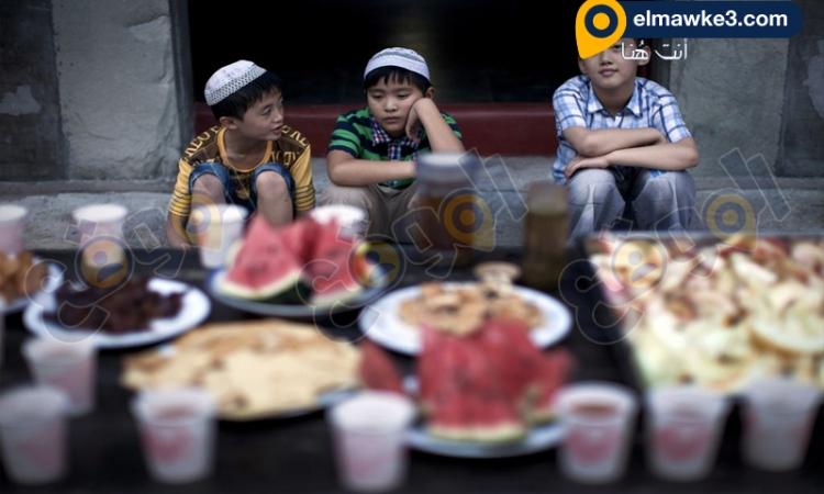 مسلمو الصين يصومون رغم الحظر