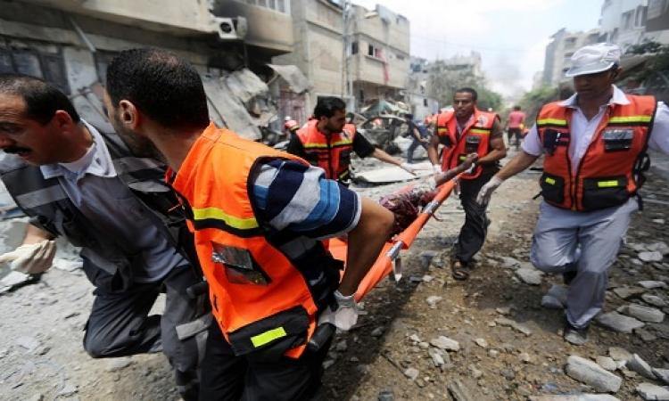 بالفيديو والصور.. الاحد الدامي في حي الشجاعية بغزة