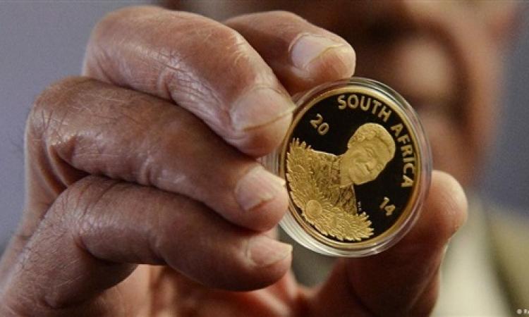 جنوب افريقيا تصدرعملات تكريماً «لنيلسون منديلا»