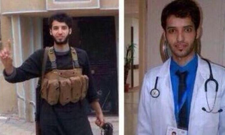 بالصور.. طبيب يترك مهنته فى السعودية ليقاتل مع داعش ويكون مصيره الدفن من غير كفن